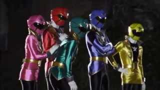 Power Rangers Super Megaforce | Rangers  vs Cybax y X-borgs | Episodio 2