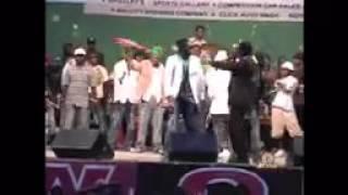 Bounty Killa, Vybz Kartel, Sizzla, Wayne Marshall, Aidonia, Ras Shiloh, Assailan