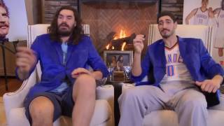 OKC Stache Bro's with Roberson, Abrines on Russell Westbrook MVP Part-3