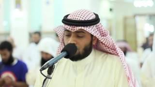 اوآخر سورة آل عمران للشيخ أحمد النفيس مؤثرة جداً