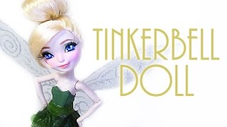 How to make a Tinker Bell Doll