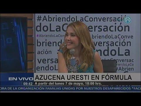 Xxx Mp4 Azucena Uresti Se Suma A Barra De Noticias De Radio Fórmula 3gp Sex