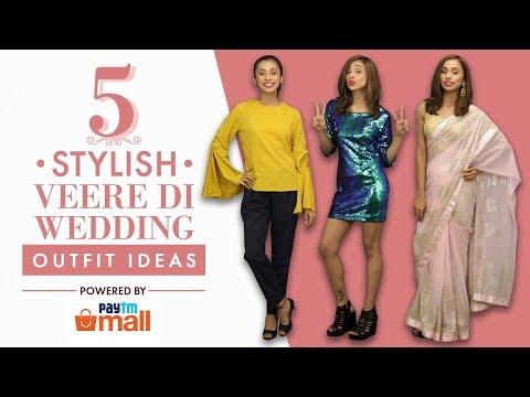Xxx Mp4 5 Stylish Veere Di Wedding Outfit Ideas Fashion Pinkvilla 3gp Sex