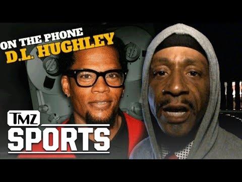 Katt Williams Blasts Shaq D.L. Hughley Calls In TMZ Sports