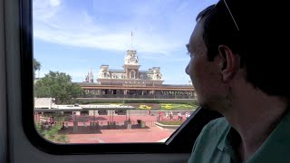 Walt Disney World Vacation April 2015: Day 5 Part 2- Epcot and Magic Kingdom (Episode 157)