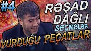 RESAD DAGLI | PECAT MISRALAR ve QIRGIN MEYDANLAR | SECMELER #4