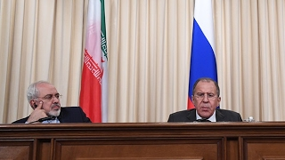 Is Trump trying to drive a wedge between Russia and Iran?