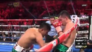 What fight between Nonito Donaire & Cesar Juarez. Possible Fight of the Year? Nonito