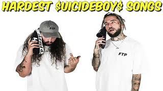 Hardest $UICIDEBOY$ Songs