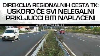 Direkcija regionalnih cesta TK: Uskoro će svi nelegalni priključci biti naplaćeni  - 26.12.2016.