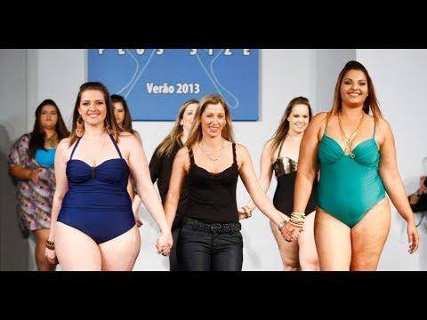 Fashion Week Plus Size 2017   Clothing For Plus Size Women   Plus Size Beauty   Fashion Show