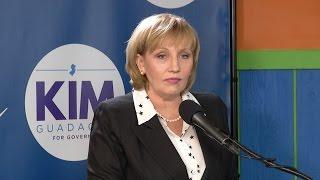Kim Guadagno Kicks Off Campaign for Governor