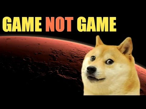Game Not Game episode 2- Dog Sex Stepladder [Game of the Week: Tharsis]