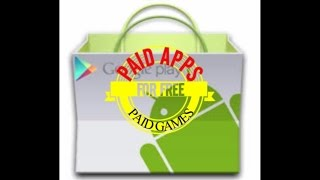 How to download paid apps or games from Google playstore for free!!!