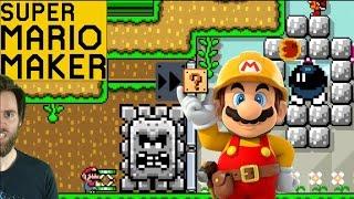 I Object to No True Endings! [Super Mario Maker] [GAMEPLAY]