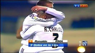 real madrid vs atletico madrid 2004/2005 full match 3-0 En el Vicente Calderón