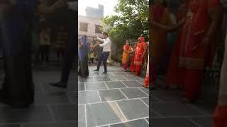 Monu shalu dance davar bhabhi