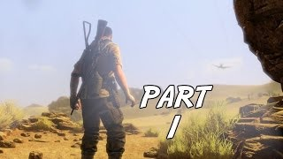 Sniper Elite 3 Gameplay Walkthrough Part 1 - To Afrika (PC)