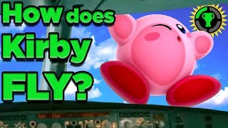 Game Theory:  How Does Kirby Fly?