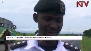 18 people injured in bus accident on Kasese-Bwera highway