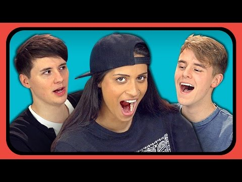 Download YOUTUBERS REACT TO K-Pop #3 On Musiku.PW