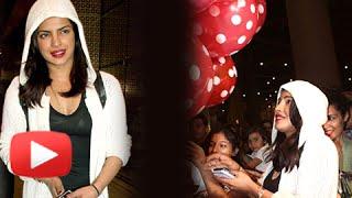 Priyanka Chopra GRAND Welcome At Mumbai Airport | Baywatch, Quantico Wrap Up