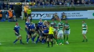 Round One Highlights: Leinster Rugby v Benetton Treviso | 2016/17 season