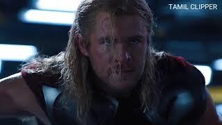 Thor Vs Hulk In Tamil (The Avengers)