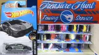 2016 P WW Hot Wheels Factory Sealed Case Unboxing Video By Race Grooves