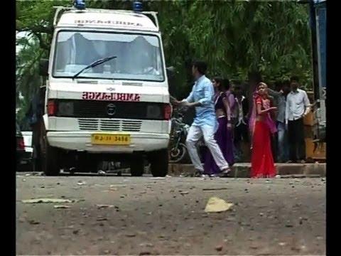 Sandhya turns traffic police officer