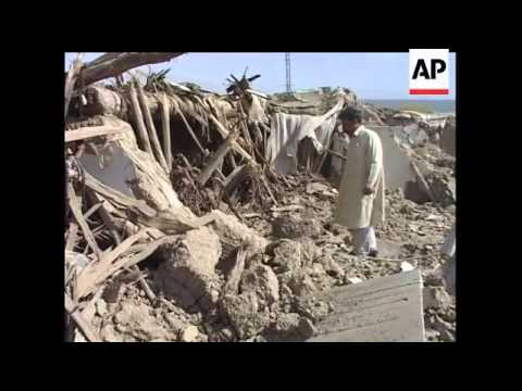 The death toll continues to rise following an earthquake in southwestern Pakistan.  Officials now sa