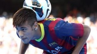 Neymar Jr | Amazing Freestyle ● Magical Skills | Best Skills, Tricks & Goals | 2015/16 | HD