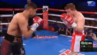 78sportstv Canelo Alvarez vs Amir Khan Reaction No Fight Footage