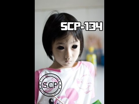 The SCP Files: Star-Eyed Child - SCP-134