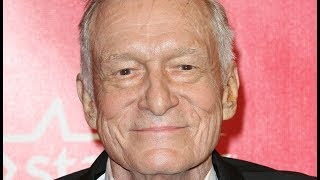 Disturbing Things Everyone Just Ignores About Hugh Hefner