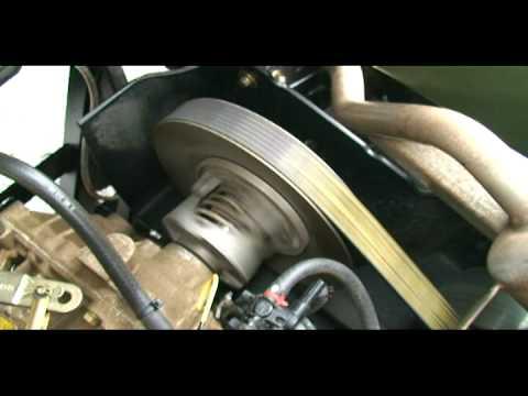 2008 John Deere Gator XUV Continuously Variable (CVT) Clutch  Transmission System