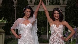 PRONOVIAS vestidos novia Atelier 2019 Vídeo desfile BBW - Encaje francés y guipur