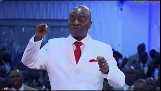 Bishop Oyedepo Prophetic Blessings @Covenant Day of Fruitfulness 03/18/18 [3rd Service]
