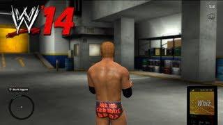 WWE '14: What If Rockstar Games Made WWE '14...