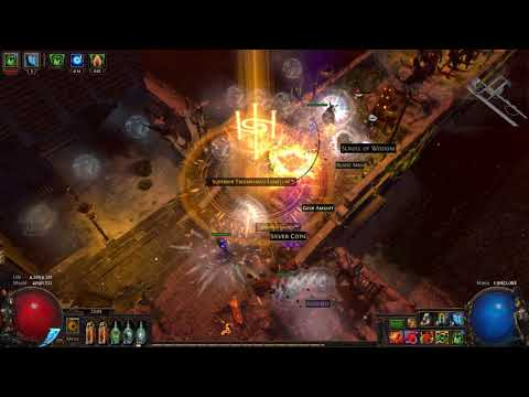 Poe 3 1 Budget Frostbolt Totems With Shimmeron X2 Soul Mantle 5l Very Cheap