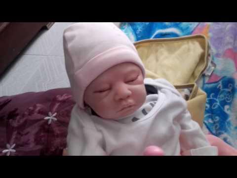 la bebé rebón de Mi amiga María