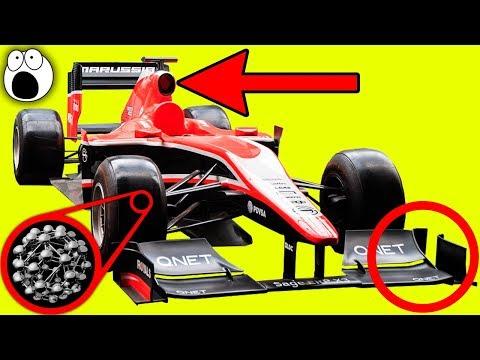 Secrets Of F1 Car Design You ll Find Really Interesting