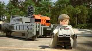 Capture the Crate Part 3 - LEGO Star Wars - Rogue One Mini Movie
