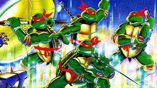 Superhero Origins: The Teenage Mutant Ninja Turtles