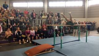 91-year-old gymnast completes impressive routine at Berlin competition