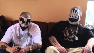 The HIGH TIMES Interview -- Insane Clown Posse