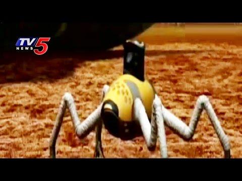 Darwin IV | A New Alien Planet | X Zone | Telugu News | TV5 News