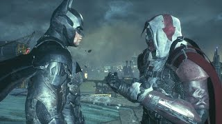 Batman Arkham Knight: Azrael Boss Fight (4K 60fps)