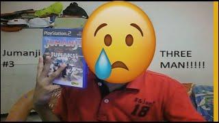 Jumanji PS2 Part 3 - Three Man!!!!!