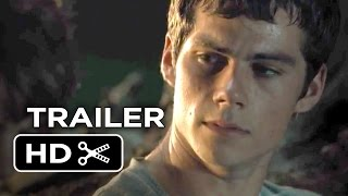 The Maze Runner Official Trailer #2 (2014) Dylan O'Brien Dystopian Movie HD